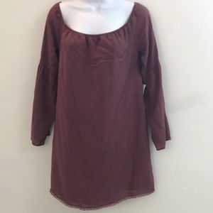 NWT Tobi off shoulder top